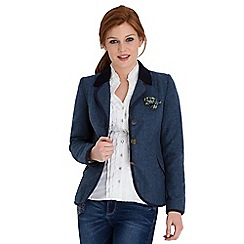 Joe Browns - Blue our favourite jacket