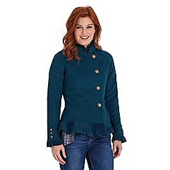 Joe Browns - Dark turquoise simple but stylish jacket
