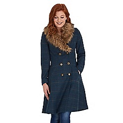 Joe Browns - Blue mystical enchantment coat