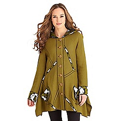 Joe Browns - Green dare to be different jacket