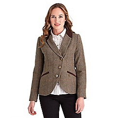 Joe Browns - Brown joe's favourite heritage jacket