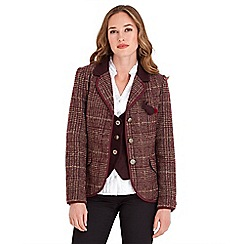 Joe Browns - Dark red wonderful winter jacket