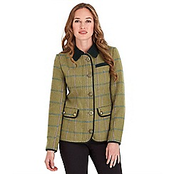 Joe Browns - Green great outdoors jacket