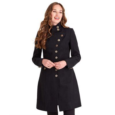 black - Military - Coats & jackets - Women | Debenhams