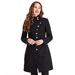 Joe Browns - Black keep it simple coat