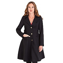 Joe Browns - Black lace trim coat