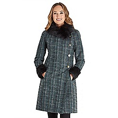 Joe Browns - Green sophisticated coat