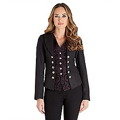 Joe Browns - Black sultry 2 in 1 jacket