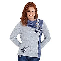 Joe Browns - Grey supersoft sweater
