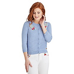Joe Browns - Pale blue day dream cardigan