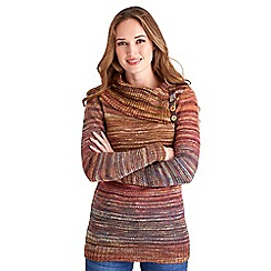 Joe Browns - Multi coloured mad about this knit