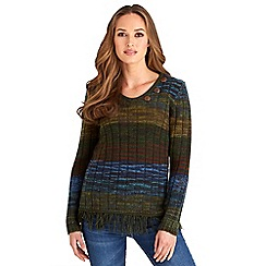 Joe Browns - Multi coloured happy chic knit