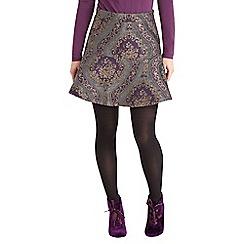 Joe Browns - Multi coloured perfect peplum skirt