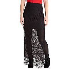 Joe Browns - Black luscious lace skirt