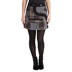 Joe Browns - Multi coloured sexy biker skirt