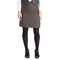 Joe Browns - Grey no ordinary skirt