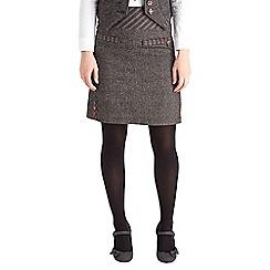 Joe Browns - Grey no ordinary skirt