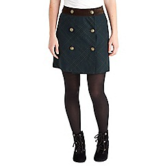 Joe Browns - Navy mystical enchantment skirt