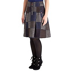 Joe Browns - Multi coloured pretty perfect patchwork skirt
