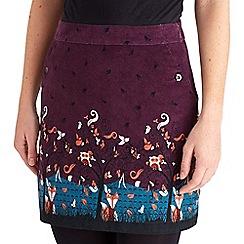 Joe Browns - Multi coloured foxy skirt
