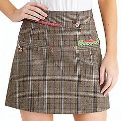 Joe Browns - Multi coloured mad mini skirt