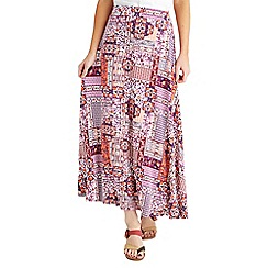 Joe Browns - Multi coloured beach to bar maxi skirt
