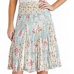 Joe Browns - Multi coloured patina bloom mix and match skirt