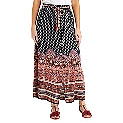 Joe Browns - Multi coloured festival maxi skirt