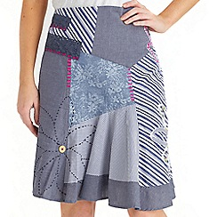 Joe Browns - Multi coloured this season's skirt