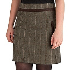 Joe Browns - Brown super smart skirt