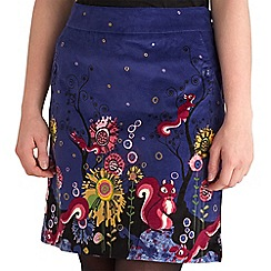 Joe Browns - Multi coloured mad squirrel skirt
