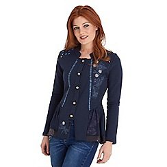 Joe Browns - Blue boutiquey top