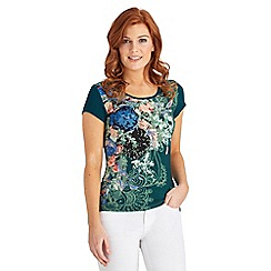 Joe Browns - Green mythical top