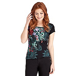 Joe Browns - Black mythical top