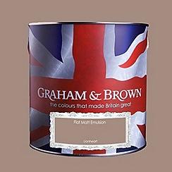Graham & Brown - Matt finish Lion heart paint