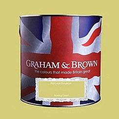 Graham & Brown - Matt finish Bowling green paint