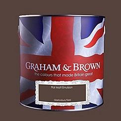 Graham & Brown - Matt finish Glastonbury field paint