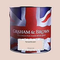 Graham & Brown - Matt finish Princess to be paint