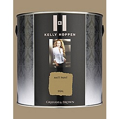 Kelly Hoppen - Matt finish Sisal paint
