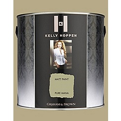 Kelly Hoppen - Matt finish Pure Mana paint