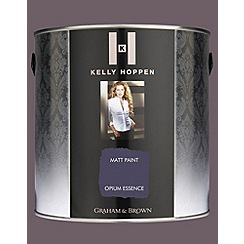 Kelly Hoppen - Matt finish Opium Essence paint