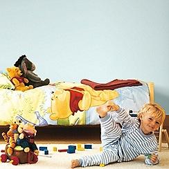 Disney - Blue winnie the pooh paint