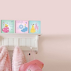Disney - Pale pink Disney princess paint