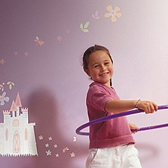 Disney - Lilac Disney princess paint