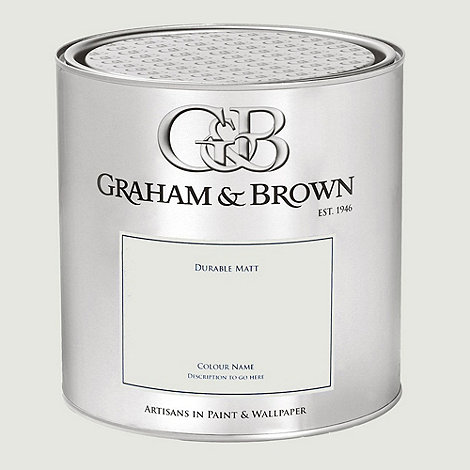 Graham & Brown - White paint
