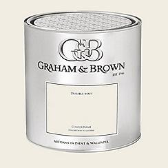 Graham & Brown - White Natural Cotton paint