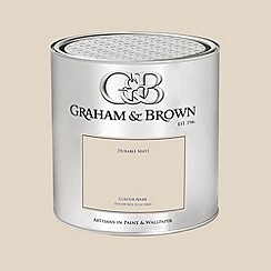Graham & Brown - Cream Cambridge Cream paint