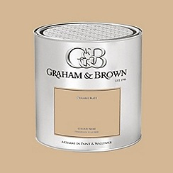 Graham & Brown - Beige Debonair paint