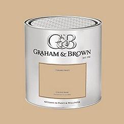 Graham & Brown - Beige Debonair paint