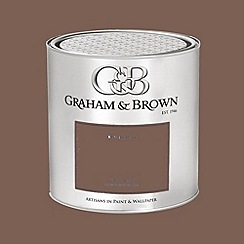 Graham & Brown - Brown Henrys Brown paint